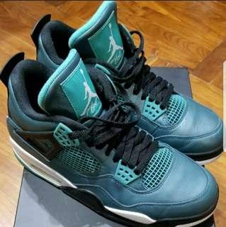 Air Jordan 4 Retro 30th Teal 香港行貨