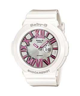Casio Baby G Watch BGA-160-7B2