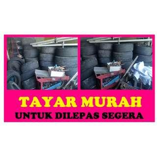 #TAYAR MURAH HENDAK DIJUAL SEGERA!!!#