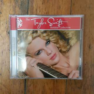 Taylor Swift Holiday Collection Album