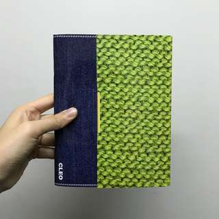 [NEW] Notebook of 2