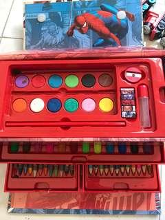 Colouring box