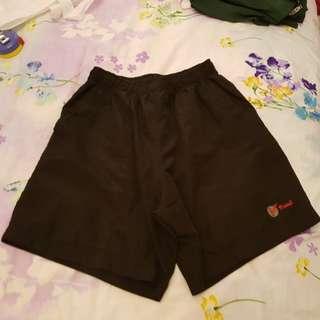 Kranji Secondary School PE shorts