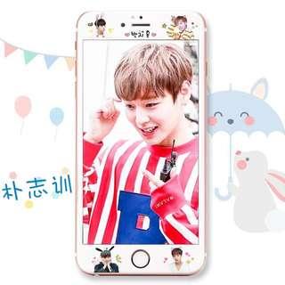 Wanna One Park Jihoon Screen Protector