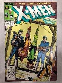 Original Uncanny X- Men comics for collectors