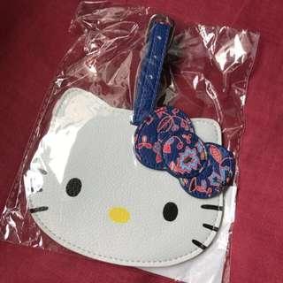 SIA Hello Kitty Luggage Tag
