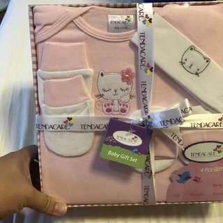 Baby Gift Set - Girls 4 pcs