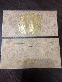 Fairmont Hotel red packets - Collectors