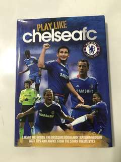Play Like ChelseaFC Book