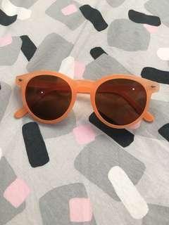 Sunnies orange sunglasses