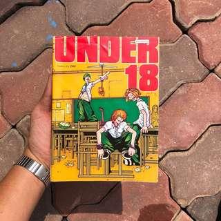 GempakStarz : Under 18 (1st Edition - Malay Version)