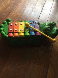 REPRICED!! Fisher price xylophone