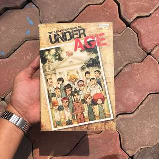 GempakStarz : Under Age (Malay Version)