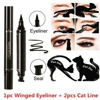 <PO>MISS ROSE Winged EyeLiner + CatLine