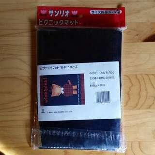 Sanrio Winkipinki mat 大蓆 1992