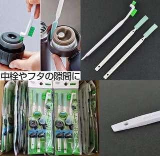 日本製🇯🇵【Mameita】保溫壺,水壺,專用清潔套裝 (一套有3件)