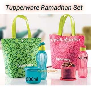 Tupperware Ramadhan Set