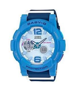 Casio Baby G Watch BGA-180-2B3