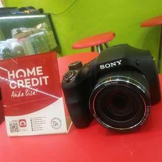Sony H-300 lengkap Promo Credit Cepat 3Menit cukuo bayar admin 200k