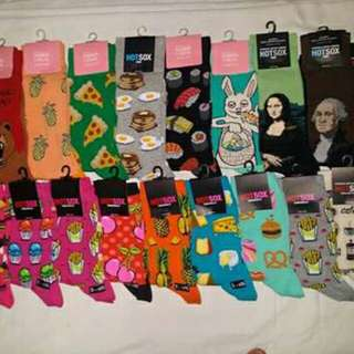 Hot sock's (iconic sock's)