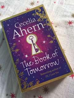 Cecelia Ahern's Book of Tomorrow