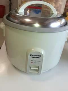 Panasonic Automatic Rice Cooker 1.8 Litres