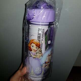 Sophia Water Bottle BNIP