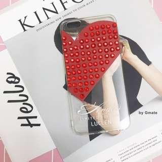 Oppo F5 / A83 Cute Gmate Angel Hearts Soft TPU Case