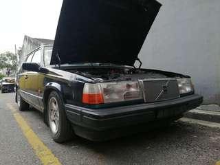 volvo 740 loose parts