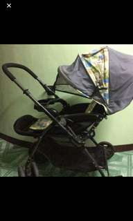 Asworthy baby stroller