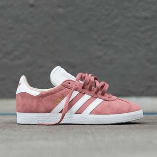 a579f1074c2 (REDUCED PRICE TO CLEAR) Authentic Pink Adidas Gazelle