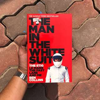 The Stig : The Man In The White Suit