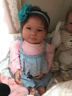 Reborn Baby Doll Lifelike collectable