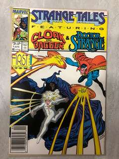 Strange Tales collectors issue