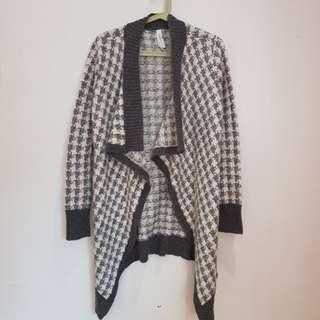 Aeropostale Wool Knit Cardigan