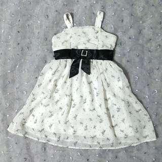Holiday Editions Ribbon Dress 4T