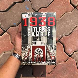 1938 Hitler's Gamble