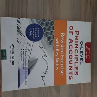Principles of Accounting - O-levels