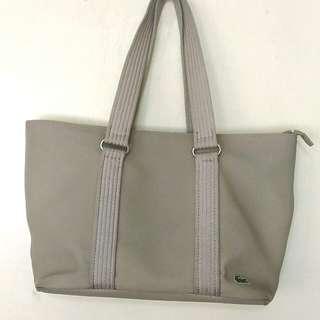Authentic Lacoste Tote Bag (read desc.)
