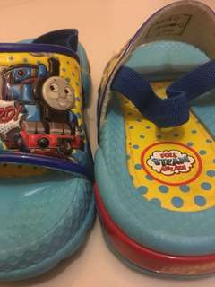 Thomas and Train Slippers