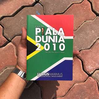 Dubook Press : Cerita Piala Dunia 2010