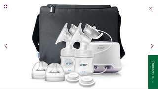 Philips Avent Comfort Double Electrical Pump