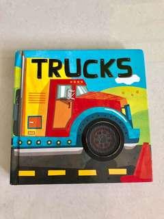 AniMotion Book: Trucks