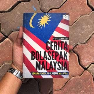 Dubook Press : Cerita Bola Sepak Malaysia