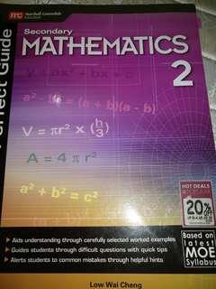 sec maths topical assessment questions