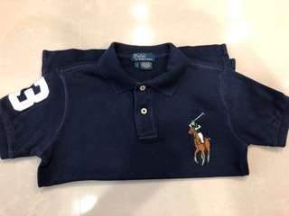 Ralph Lauren Boy's Polo Tee