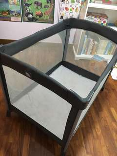 Joie playpen and travel cot