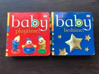 DK Baby playtime Board Book