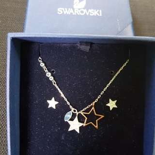Duo set necklace