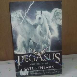 Pegasus and the Flame by Kate O' Hearn